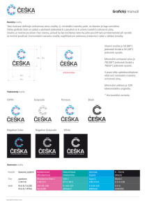 Češka_Graficky_manual